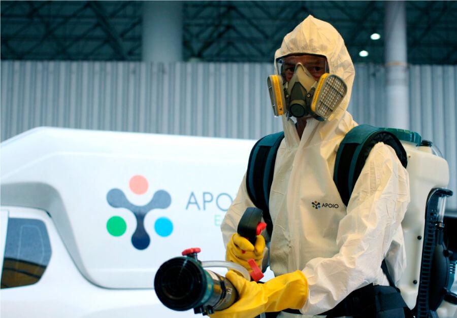 Biossegurança Ambientes higienizados e seguros