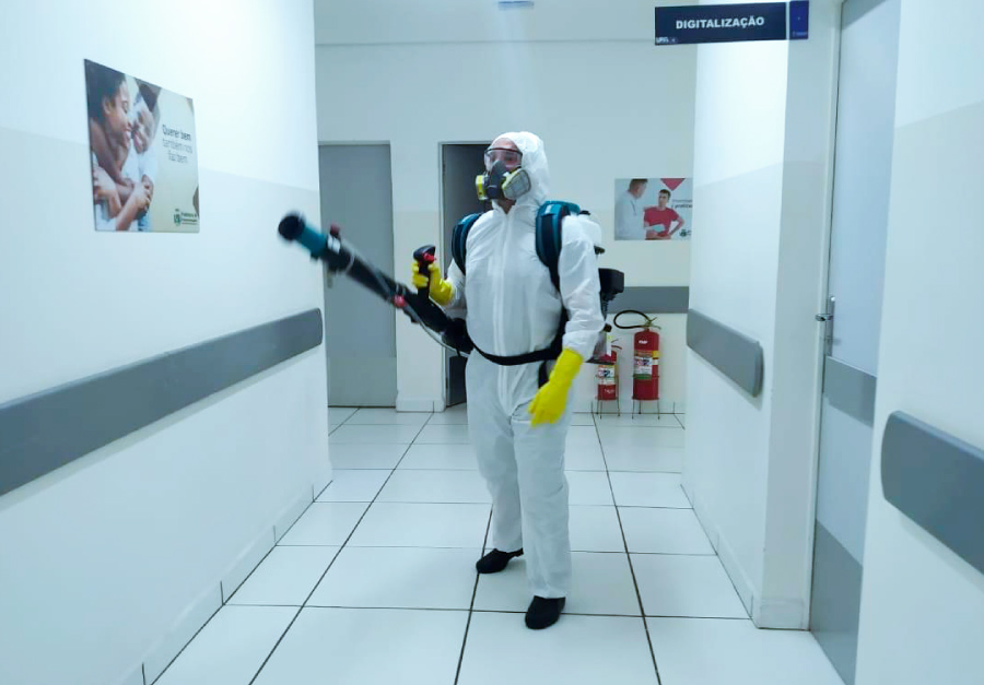 biossegurança ambientes seguros de contaminação
