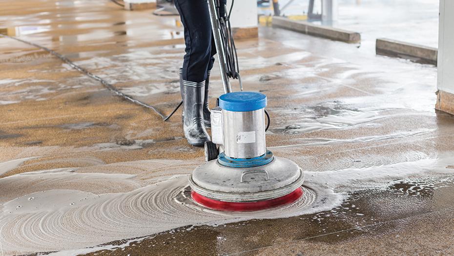 Impermeabilização de pisos
