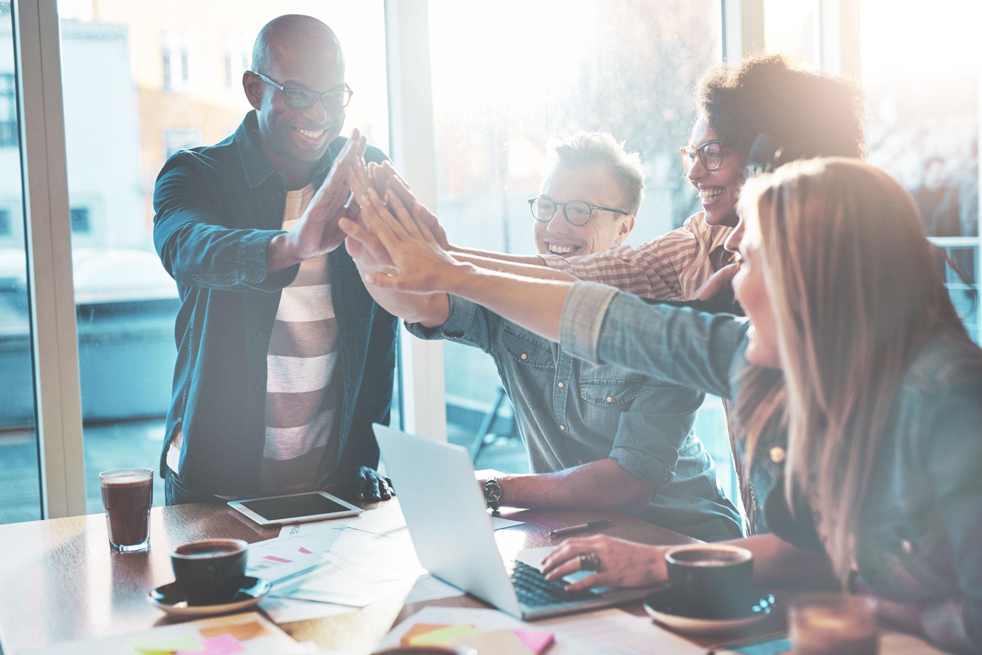 Equipes motivadas transformam os resultados de uma empresa
