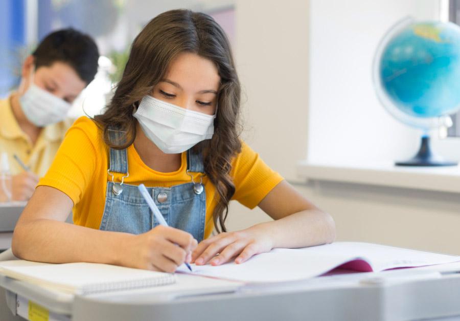 Biossegurança é fundamental na retomada das escolas